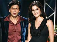 Katrina and Shahrukh
