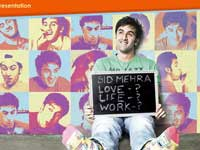 Still from Wake Up Sid