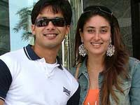Shahid Kapoor's support system was Kareena