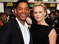 Will Smith, Charlize Theron
