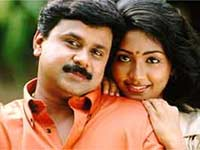 Dileep and Navya Nair
