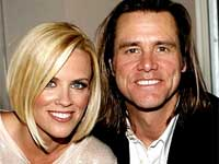 Jim Carrey and Jenny McCartney