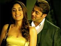 Kareena Kapoor and Salman Khan