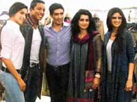 Manish and group