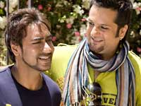 Ajay and Fardeen