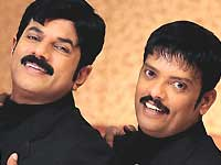 Mukesh and Jagadeesh