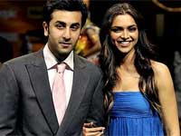Deepika and Ranbir