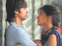 Shahid and Priyanka