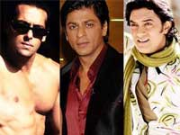 Salman, Aamir and Shahrukh
