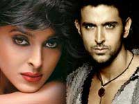 Hrithik and Monikangana