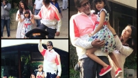 ONLY LOVE! How Aishwarya Rai & Amitabh Bachchan Made Aaradhya's Sunday Damn Special [Pictures]