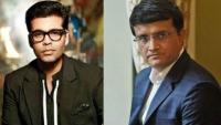 Karan Johar To Make A Sourav Ganguly Biopic?