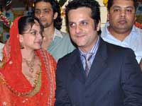 Fardeen and Ishitta