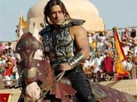 Veer gives Salman passion in horse riding