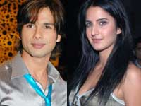 Katrina Kaif and Shahid Kapoor