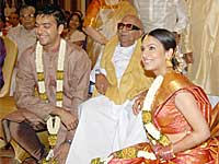 Soundarya Rajini and Ashwin Kumar engaged