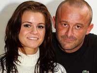 Kerry Katona, Mark Croft