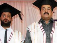 Mohanlal and Resul Pookutty