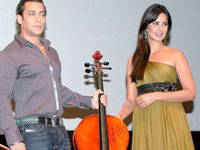 Salman Khan and Katrina