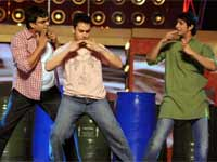 3 Idiots peforms at Super Stars Ka Jalwa