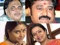 Ambareesh, Tara, Jaggesh and Umashri