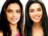 Deepika Padukone and Asin