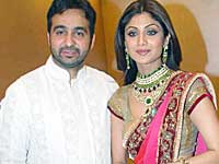 Shilpa Shetty and Raj Kundra