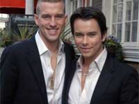 Stephen Gately, Andrew Cowles