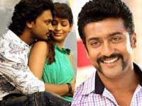 Stills of Singam and Kattradhu Kalavu