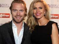 Ronan Keating, wife Yvonne