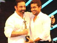 Kamal Hassan and Surya