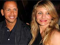 Cameron Diaz and A-Rod