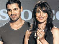Bipasha and John