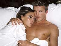 David Beckham and Posh