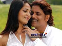 Anushka and Nagarjuna