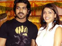 Ram and Kajal