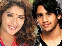 Naga Chaitanya and Samiksha