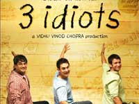 3 Idiots fetched the highest TVR for Sony TV