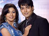 Gurmeet and Debina