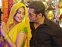 Still from Dabangg