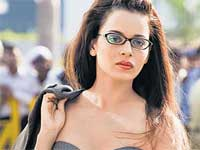 Kangana in Knock Out