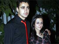Imran Khan, who is all set to marry his sweetheart Avantika