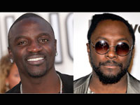 Akon and Will.i.am