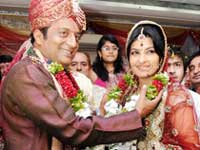 Prakash Raj with Pony Verma