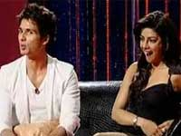Shahid-Priyanka Koffee With Karan 3