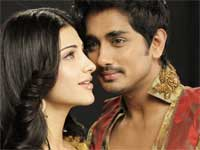 Shruti Hassan and Siddharth