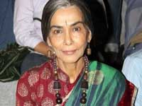 Surekha Sikri As A Host Of 'Maa Exchange'