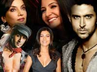 Bollywood celebrities