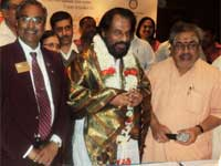 Dr KJ Yesudas at Hridaya Raaga press meet