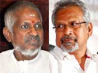Ilaiyaraaja and Mani Ratnam
